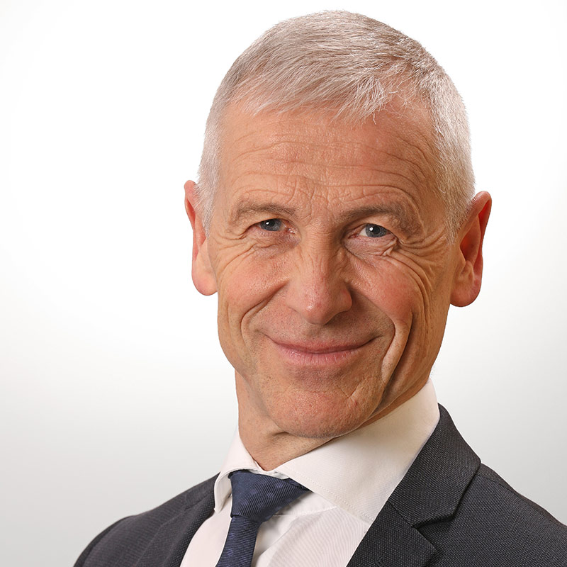 Chairman of the Board at EDAG Production Solutions: Rainer Wittich